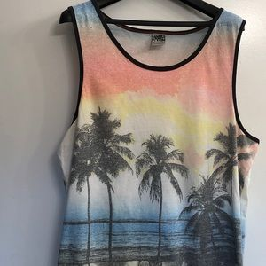 Men's Large hang Ten tank